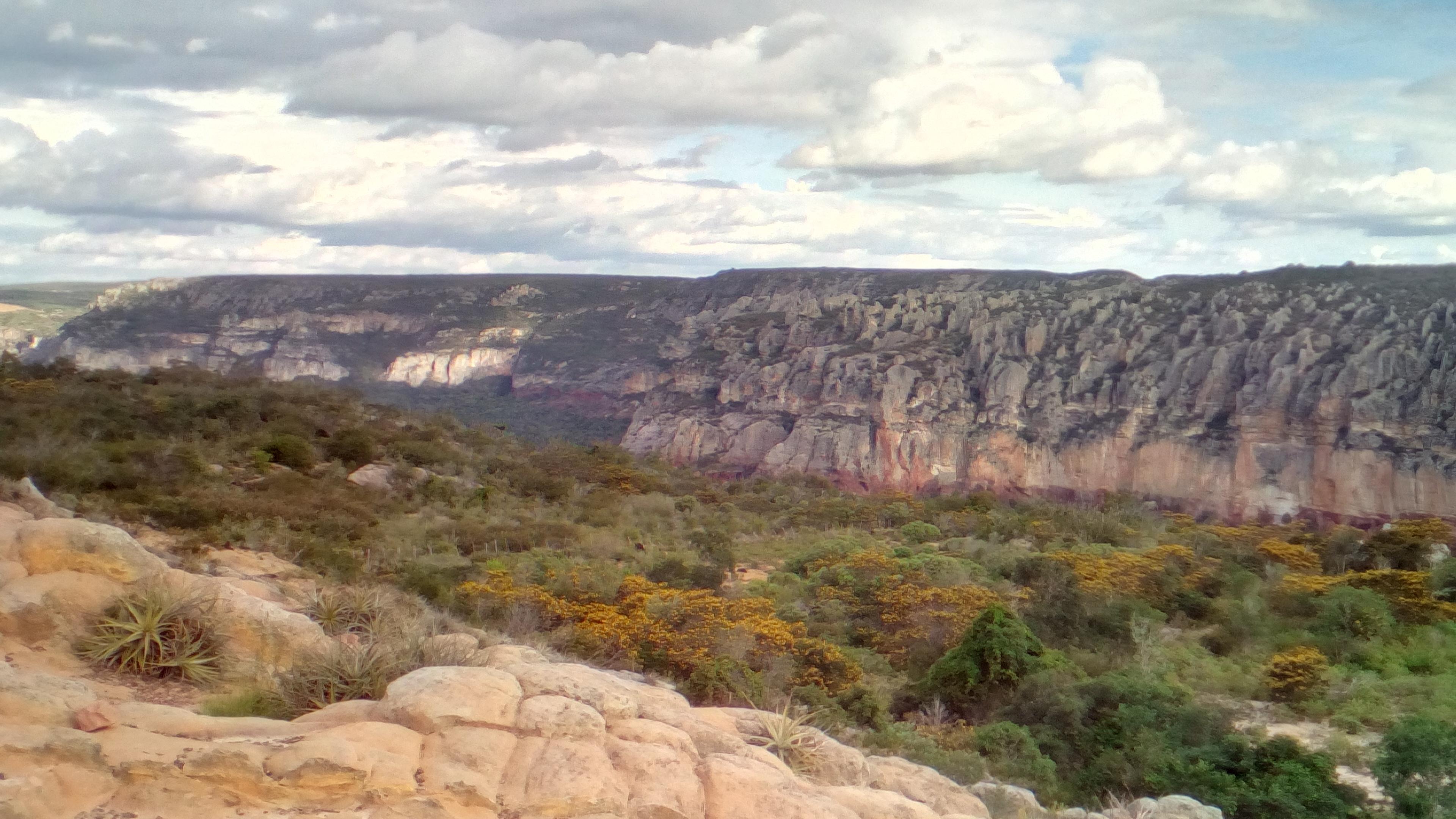 Parque Nacional do Catimbau - Buíque- Pernambuco - Brasil