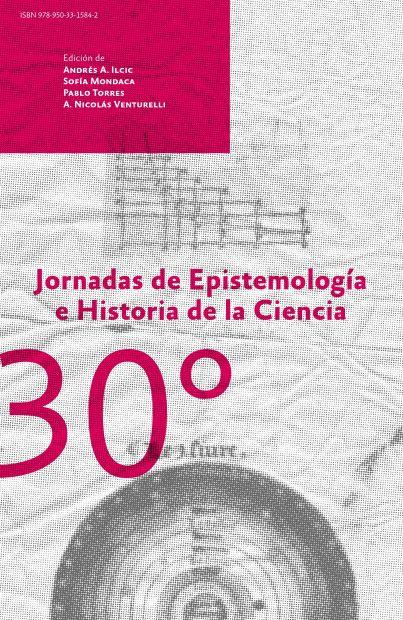 Jornadas de Epistemología e Historia de la Ciencia