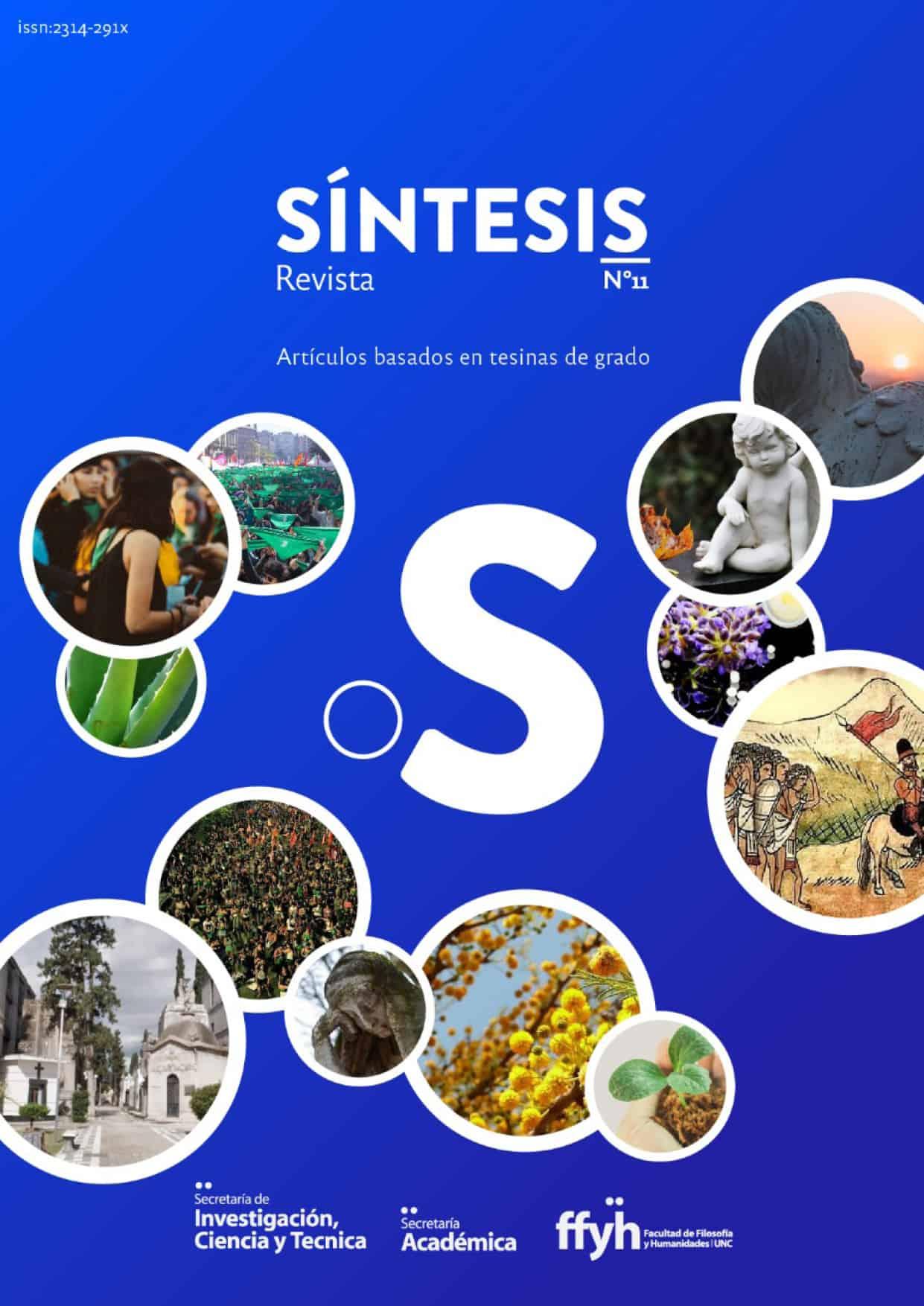 portada revista sintesis