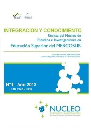 Ver Vol. 2 (2013): Integración y Conocimiento (versión actual) ISSN 2347-0658