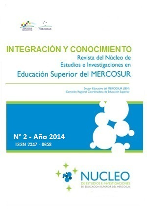 Ver Vol. 3 (2014): Integración y Conocimiento