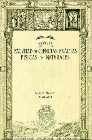 Ver Vol. 8 Núm. 1 (2021)