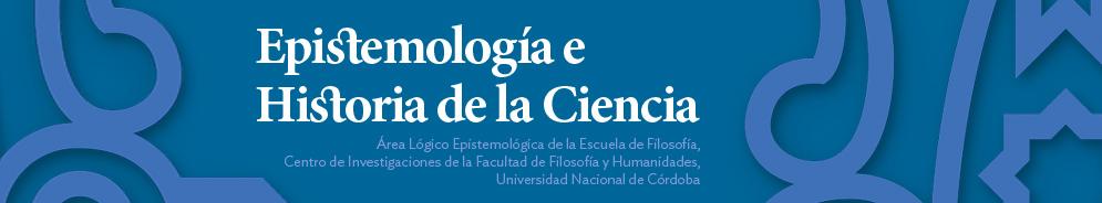 Epistemología e Historia de la Ciencia
