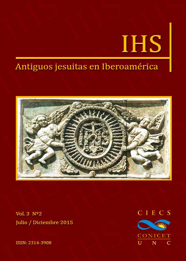 IHS Vol.3 Nº2 (2015)