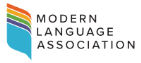 Logo MLA - Modern Language Association Database