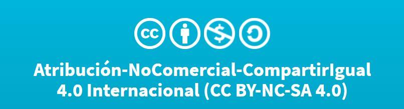 Licencia CC (CC BY-NC-SA 4.0)